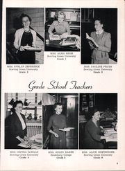 Page 9, 1953 Edition, Hopewell Loudon High School - Scarlet and Grey Yearbook (Bascom, OH) online yearbook collection
