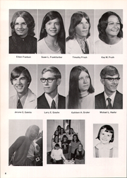 Page 10, 1974 Edition, Hopewell Loudon High School - Scarlet and Grey Yearbook (Bascom, OH) online yearbook collection