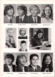 Page 12, 1974 Edition, Hopewell Loudon High School - Scarlet and Grey Yearbook (Bascom, OH) online yearbook collection