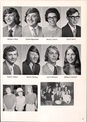 Page 13, 1974 Edition, Hopewell Loudon High School - Scarlet and Grey Yearbook (Bascom, OH) online yearbook collection