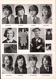 Page 15, 1974 Edition, Hopewell Loudon High School - Scarlet and Grey Yearbook (Bascom, OH) online yearbook collection