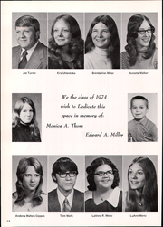 Page 16, 1974 Edition, Hopewell Loudon High School - Scarlet and Grey Yearbook (Bascom, OH) online yearbook collection