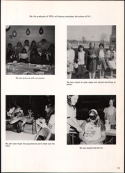Page 17, 1974 Edition, Hopewell Loudon High School - Scarlet and Grey Yearbook (Bascom, OH) online yearbook collection