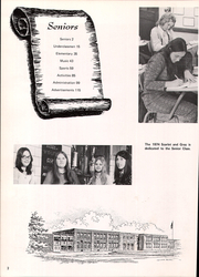 Page 6, 1974 Edition, Hopewell Loudon High School - Scarlet and Grey Yearbook (Bascom, OH) online yearbook collection