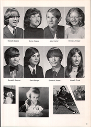 Page 9, 1974 Edition, Hopewell Loudon High School - Scarlet and Grey Yearbook (Bascom, OH) online yearbook collection