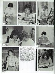 Page 10, 1982 Edition, Hopewell Loudon High School - Scarlet and Grey Yearbook (Bascom, OH) online yearbook collection
