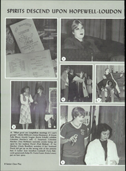 Page 12, 1982 Edition, Hopewell Loudon High School - Scarlet and Grey Yearbook (Bascom, OH) online yearbook collection