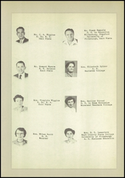 Page 11, 1952 Edition, Scio High School - Panther Echoes Yearbook (Scio, OH) online yearbook collection