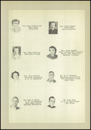 Page 13, 1952 Edition, Scio High School - Panther Echoes Yearbook (Scio, OH) online yearbook collection