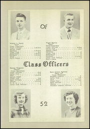 Page 17, 1952 Edition, Scio High School - Panther Echoes Yearbook (Scio, OH) online yearbook collection