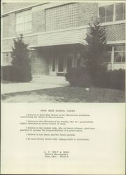 Page 5, 1952 Edition, Anna High School - Rocketeer Yearbook (Anna, OH) online yearbook collection