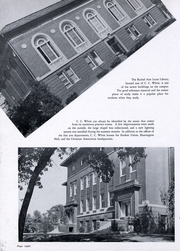 Page 10, 1948 Edition, Nebraska Wesleyan University - Plainsman Yearbook (Lincoln, NE) online yearbook collection