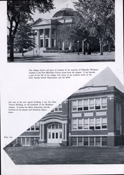Page 11, 1948 Edition, Nebraska Wesleyan University - Plainsman Yearbook (Lincoln, NE) online yearbook collection