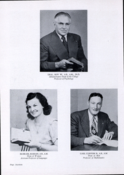 Page 16, 1948 Edition, Nebraska Wesleyan University - Plainsman Yearbook (Lincoln, NE) online yearbook collection