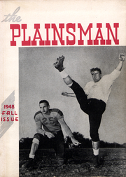 Page 2, 1948 Edition, Nebraska Wesleyan University - Plainsman Yearbook (Lincoln, NE) online yearbook collection