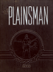 1949 Edition, Nebraska Wesleyan University - Plainsman Yearbook (Lincoln, NE)