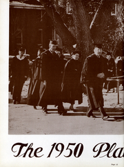 Page 13, 1950 Edition, Nebraska Wesleyan University - Plainsman Yearbook (Lincoln, NE) online yearbook collection
