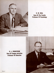 Page 16, 1950 Edition, Nebraska Wesleyan University - Plainsman Yearbook (Lincoln, NE) online yearbook collection