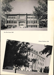 Page 15, 1952 Edition, Nebraska Wesleyan University - Plainsman Yearbook (Lincoln, NE) online yearbook collection