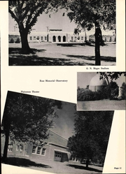 Page 17, 1952 Edition, Nebraska Wesleyan University - Plainsman Yearbook (Lincoln, NE) online yearbook collection