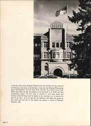 Page 8, 1952 Edition, Nebraska Wesleyan University - Plainsman Yearbook (Lincoln, NE) online yearbook collection