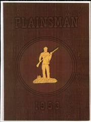 1953 Edition, Nebraska Wesleyan University - Plainsman Yearbook (Lincoln, NE)