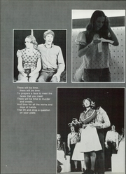 Page 10, 1976 Edition, Nebraska Wesleyan University - Plainsman Yearbook (Lincoln, NE) online yearbook collection