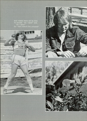 Page 12, 1976 Edition, Nebraska Wesleyan University - Plainsman Yearbook (Lincoln, NE) online yearbook collection