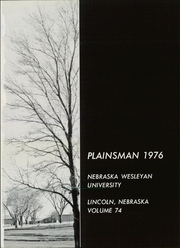 Page 5, 1976 Edition, Nebraska Wesleyan University - Plainsman Yearbook (Lincoln, NE) online yearbook collection