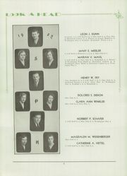 Page 10, 1932 Edition, St Pauls High School - Look Ahead Yearbook (Norwalk, OH) online yearbook collection