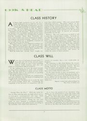Page 12, 1932 Edition, St Pauls High School - Look Ahead Yearbook (Norwalk, OH) online yearbook collection