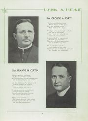 Page 5, 1932 Edition, St Pauls High School - Look Ahead Yearbook (Norwalk, OH) online yearbook collection