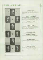 Page 8, 1932 Edition, St Pauls High School - Look Ahead Yearbook (Norwalk, OH) online yearbook collection