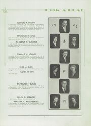 Page 9, 1932 Edition, St Pauls High School - Look Ahead Yearbook (Norwalk, OH) online yearbook collection