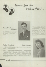 Page 10, 1945 Edition, St Pauls High School - Look Ahead Yearbook (Norwalk, OH) online yearbook collection