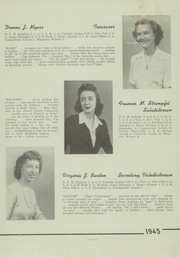 Page 11, 1945 Edition, St Pauls High School - Look Ahead Yearbook (Norwalk, OH) online yearbook collection