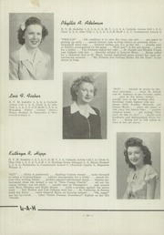 Page 12, 1945 Edition, St Pauls High School - Look Ahead Yearbook (Norwalk, OH) online yearbook collection