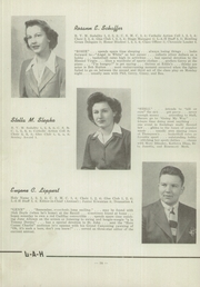 Page 16, 1945 Edition, St Pauls High School - Look Ahead Yearbook (Norwalk, OH) online yearbook collection