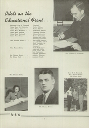 Page 8, 1945 Edition, St Pauls High School - Look Ahead Yearbook (Norwalk, OH) online yearbook collection