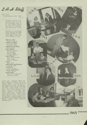 Page 9, 1945 Edition, St Pauls High School - Look Ahead Yearbook (Norwalk, OH) online yearbook collection