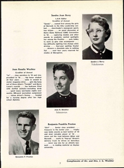 Page 11, 1956 Edition, St Pauls High School - Look Ahead Yearbook (Norwalk, OH) online yearbook collection