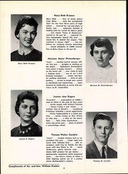 Page 12, 1956 Edition, St Pauls High School - Look Ahead Yearbook (Norwalk, OH) online yearbook collection