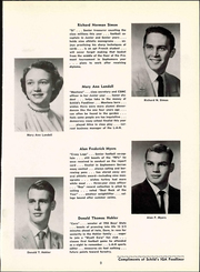 Page 13, 1956 Edition, St Pauls High School - Look Ahead Yearbook (Norwalk, OH) online yearbook collection