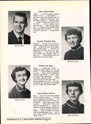 Page 14, 1956 Edition, St Pauls High School - Look Ahead Yearbook (Norwalk, OH) online yearbook collection