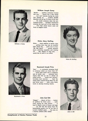 Page 16, 1956 Edition, St Pauls High School - Look Ahead Yearbook (Norwalk, OH) online yearbook collection