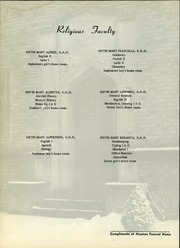 Page 10, 1958 Edition, St Pauls High School - Look Ahead Yearbook (Norwalk, OH) online yearbook collection