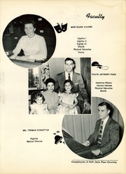 Page 11, 1958 Edition, St Pauls High School - Look Ahead Yearbook (Norwalk, OH) online yearbook collection