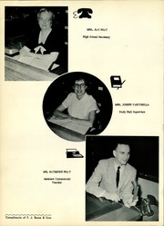 Page 12, 1958 Edition, St Pauls High School - Look Ahead Yearbook (Norwalk, OH) online yearbook collection