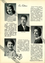 Page 16, 1958 Edition, St Pauls High School - Look Ahead Yearbook (Norwalk, OH) online yearbook collection