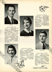 Page 17, 1958 Edition, St Pauls High School - Look Ahead Yearbook (Norwalk, OH) online yearbook collection